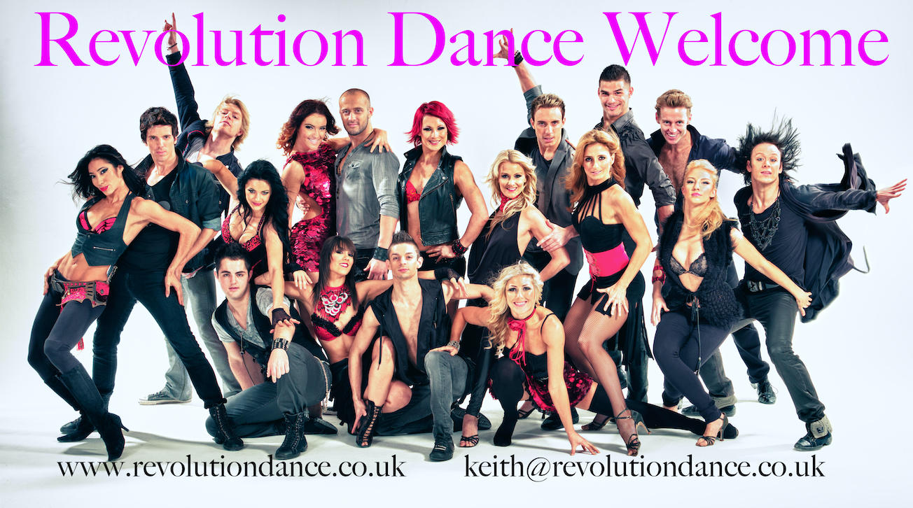 Welcome to Revolution Dance Classes Freestyles Events
